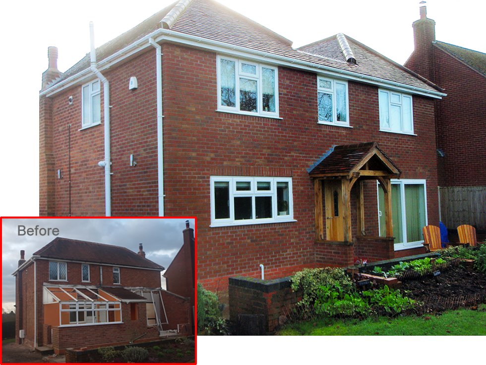 house extension specialists in bromsgrove