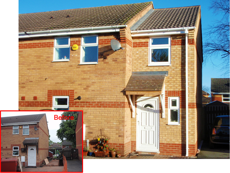 small building extension specialists bromsgrove